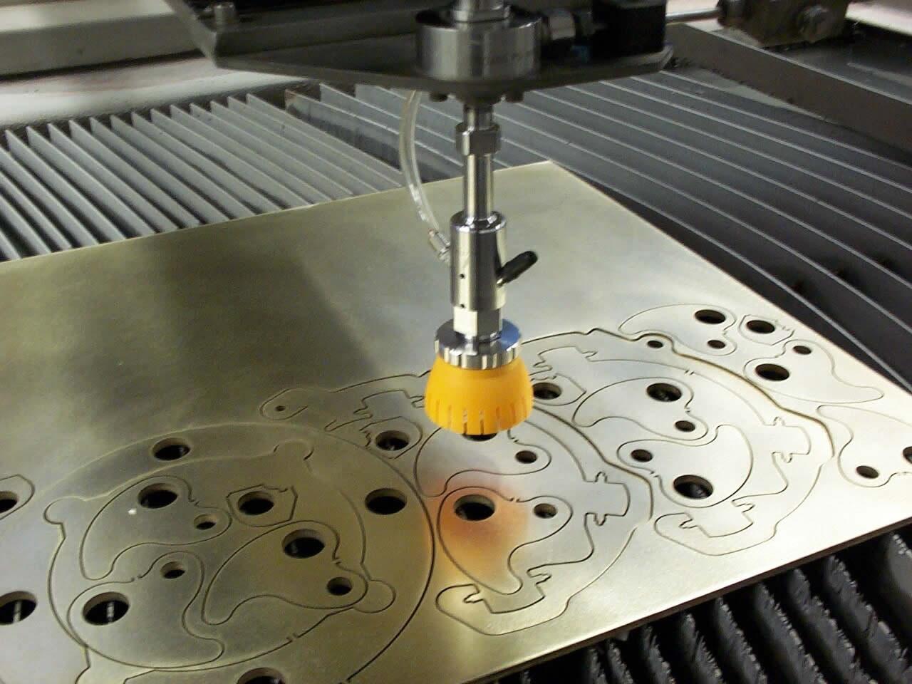 Capital Fabrication - FLOW Dynamic Waterjet Cutting, CNC Milling